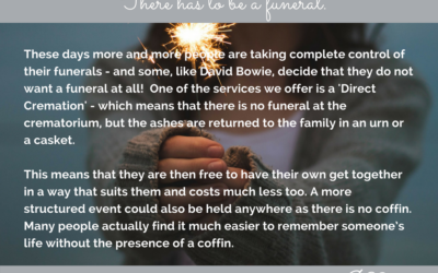 Six Myths To Bust About Funerals – Part Four