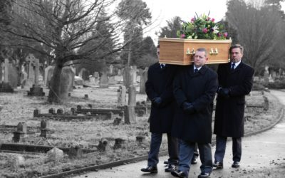 What if I kill someone at a funeral?' Undertakers struggle to cope with coronavirus death toll and shortage of PPE