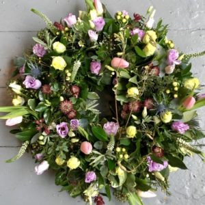 Wreath – W4