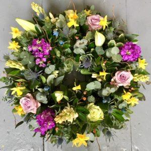 Wreath – W6