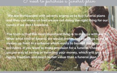 Six Myths To Bust About Funerals – Part Five