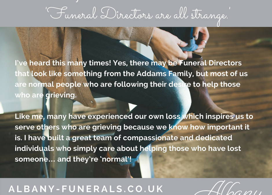 Six Myths To Bust About Funerals – Part Three