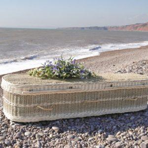 Seagrass Coffin